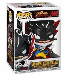 Фигурка Funko Pop Marvel: Venom - Doctor Strange Venomized фанко Доктор Стрендж