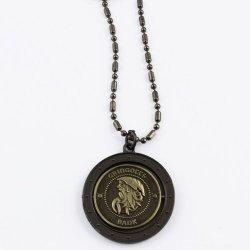 Медальон BADK Harry Potter