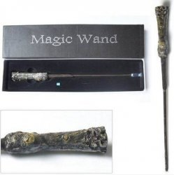 Harry Potter Magical Wand + LED (Волшебная палочка Гарри Поттер) + светодиод