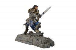Зарядная станция статуэтка Warcraft - Lothar Statue Phone Charging Dock