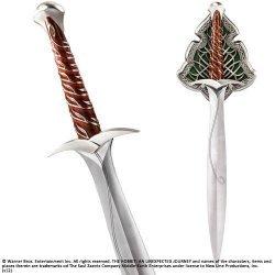Реплика оружия The Hobbit Bilbo Baggins Sting Sword Replica (Размер оригинала)