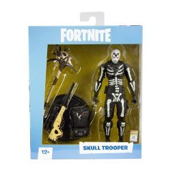 Фигурка Fortnite Фортнайт McFarlane Skull Trooper Action Figure