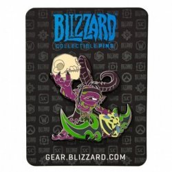 Значок 2015 Blizzcon World of Warcraft: Legion – Murkidan Collectible Pin