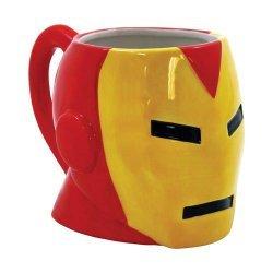 Чашка Avengers - Iron Man 19 oz. Molded Ceramic Mug