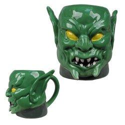 Чашка Spiderman - Green Goblin Marvel Molded 16 oz. Mug