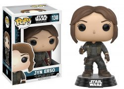 Фигурка Funko Pop! Star Wars - Jyn Erso - Rogue One