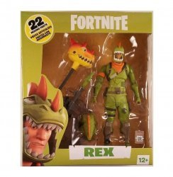 Фигурка Fortnite Фортнайт McFarlane Rex Action Figure