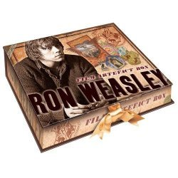 Набор артефактов Рона Уизли Harry Potter Ron Weasley Artefact Box