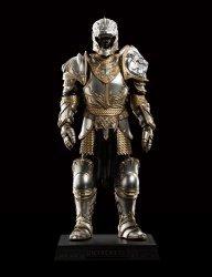 Статуэтка Warcraft - ARMOUR OF KING LLANE by WETA