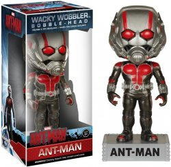 Фигурка Funko Wacky Wobbler: Marvel Ant-Man Action Figure
