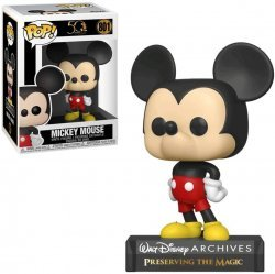 Фигурка Funko Pop Disney: Archives - Mickey Mouse 801