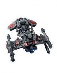 Mega Bloks StarCraft II Battlecruiser (Эксклюзивное издание) BlizzCon 2013