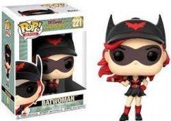 Фигурка Funko Pop Heroes: Dc Bombshells Batwoman Figur