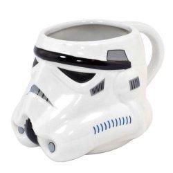 Чашка Star Wars Storm Trooper Ceramic 3D Mug