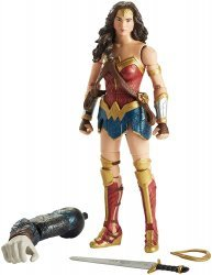 Лига справедливости: Чудо Женщина Фигурка DC Comics Multiverse - Justice League - Wonder Woman Figure