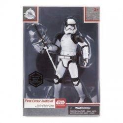 Фигурка Disney Star Wars Elite Series Die-cast - First Order Judicial Figure