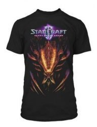 Футболка StarCraft II Hydralisk Premium T-Shirt (размер S)