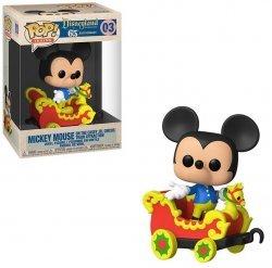 Фигурка Funko Pop Disney: Mickey Mouse Casey Jr. Circus Train Attraction 03