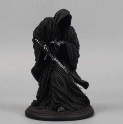 Фигурка Lord of The Rings Nazgul Властелин колец чёрный всадник Назгул