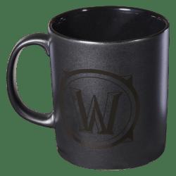Чашка World of Warcraft Blackout Mug