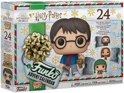 Календарь Funko Advent Calendar: Harry Potter - 24 Vinyl Figures (2020) Гарри Поттер