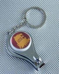 Брелок Game of Thrones Lannister с кусачками для ногтей и открывашкой