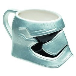 Чашка Star Wars Captain Phasma Molded Ceramic Mug