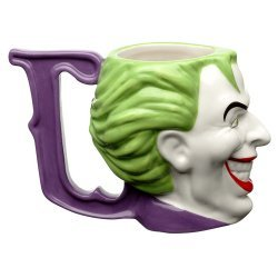 Чашка DC Comics Sculpted ceramic Mug - Joker 8 oz
