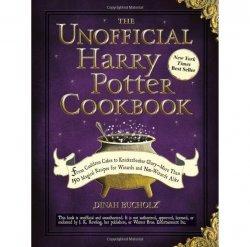 Книга кулинарная The Unofficial Harry Potter Cookbook (Твёрдый переплёт) (Eng)