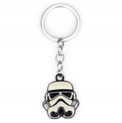 Брелок - Star Wars Stormtrooper Keychain металл #3