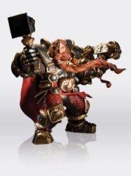 World of Warcraft® Wave 7 Action Figure - Dwarven King: Magni Bronzebeard