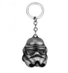 Брелок - Star Wars Stormtrooper Keychain металл #2