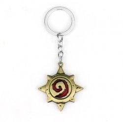 Брелок - World of Warcraft Hearthstone bronze №2