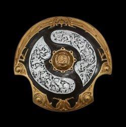 Декоративный щит Дота 2 - Aegis of Champions Dota 2 - Gold/Silver