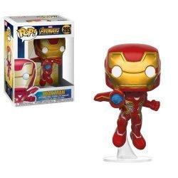 Фигурка Funko Marvel: Avengers Endgame - Iron Man фанко марвел железный человек