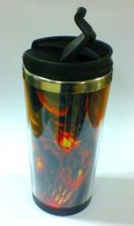 Стакан термос DIABLO 3  Stainless Steel Coffee Cup