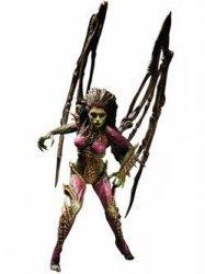 Starcraft II Premium Series 2 Kerrigan Queen of Blades Action Figure
