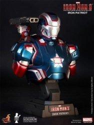 Бюст Iron man 3 III Iron Patriot Bust