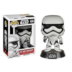 Фигурка Funko Pop! Star Wars - First Order Stormtrooper