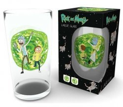Стакан Rick and Morty - Portal Чашка GB eye