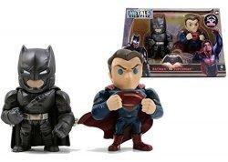 Фигурки Jada Toys Metals Die-Cast: Batman and Superman Figures