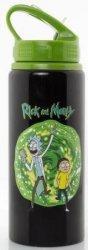 Бутылка Rick And Morty Drink Bottle - Portal GB eye