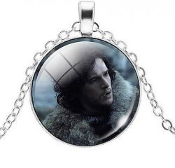Медальон Game of Thrones Jon Snow (Джон Сноу)