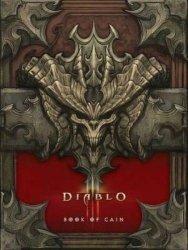 Книга Diablo III: Book of Cain by Deckard Cain (Книга Каина) Мягкий переплёт (Eng)