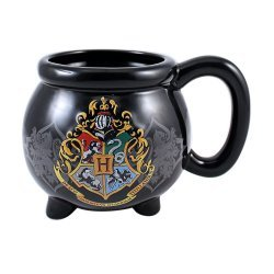 Кружка Harry Potter Hogwarts Cauldron 3D Sculpted Ceramic Mug 20 oz