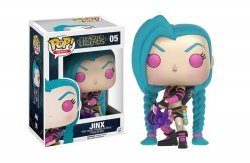 Фигурка Funko Pop! - League Of Legends Figure - Jinx