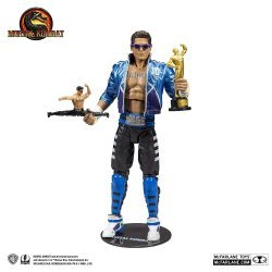 Фигурка Mortal Kombat McFarlane Toys - Johnny Cage Action Figure