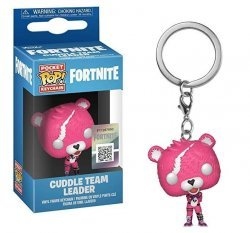 Брелок - Fortnite Funko Pop фанко Фортнайт - Cuddle Team Leader