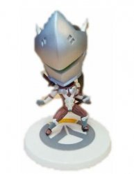Фигурка Overwatch - Genji Figure (Happy Worker)