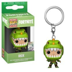 Брелок - Fortnite Funko Pop фанко Фортнайт - Rex